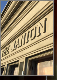 The Janion Building Built in 1891 Cornice replaced in 2015