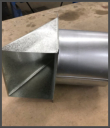 Raven Metals metal manufacturing plant is located in Cobble Hill, BC