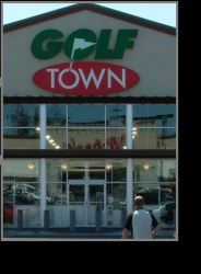 Architectural Sheet Metal for Golf Town