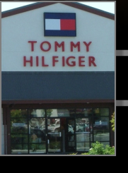 Architectural Sheet Metal for Tommy Hilfiger